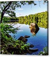 Fuller Pond Acrylic Print