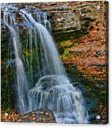 Fulmer Falls - Childs State Park Acrylic Print