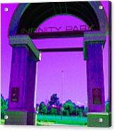 Fun Times At Infinity Park Acrylic Print