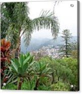 Funchal Maderia Acrylic Print