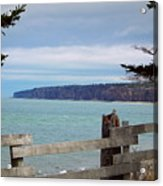 Fundy View Acrylic Print