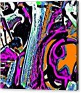 Funky Pop-14 Acrylic Print