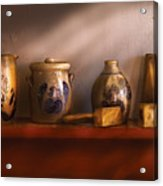 Furniture - Shelf - Family Heirlooms  Acrylic Print