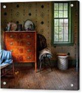 Furniture - Chair - American Classic Acrylic Print