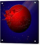 G71a Acrylic Print