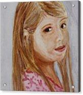 Gabriella Acrylic Print