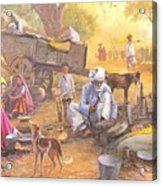 Gadiya Luhar Acrylic Print