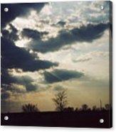 Gahanna Ohio Landscape Acrylic Print