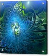 Gaia's Emergence Acrylic Print