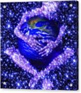 Gaia's Love Acrylic Print
