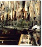 Gainsborough Central Train Station Acrylic Print
