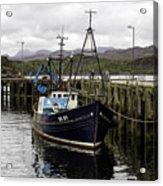 Gairloch Harbor Acrylic Print