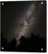 Galactic Center Acrylic Print