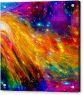 Galactic Cyclops Acrylic Print