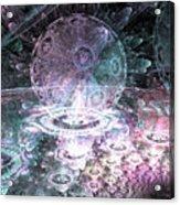 Galactic Nights Acrylic Print
