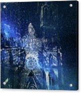 Galactic Prometheus Acrylic Print