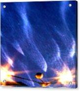 Galaxies 65 Acrylic Print