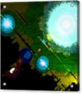 Galaxy 1 Acrylic Print