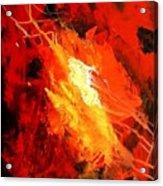 Galaxy Abstract1of4 Acrylic Print