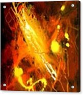 Galaxy Abstract2of4 Acrylic Print