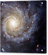 Galaxy Swirl Acrylic Print