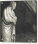 Galen, Greek Physician And Philosopher Acrylic Print