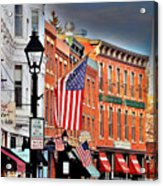 Galena On A Perfect Day Acrylic Print