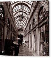 Galerie Vivienne 2 Acrylic Print