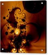 Galileo's Muse Acrylic Print