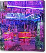 Gallery Boogie Acrylic Print