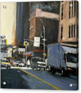 Gallery District Acrylic Print