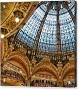 Gallery Lafayette Ceiling IIi Acrylic Print
