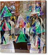 Gallery Shuffle Acrylic Print