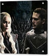 Game Of Thrones. Acrylic Print