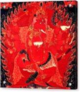 Ganapati 14 Acrylic Print