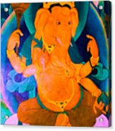 Ganapati 4 Acrylic Print