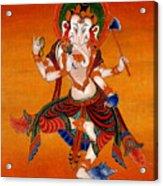 Ganapati   7 Acrylic Print