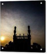 Gandikota Mosque Acrylic Print
