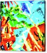 Gangotree Acrylic Print