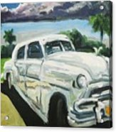 Gangsters On Vacation  Acrylic Print