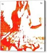 Ganjiro Gyaru Acrylic Print