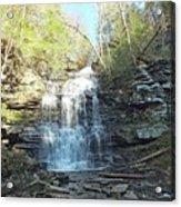 Ganoga Falls 3 - Ricketts Glen Acrylic Print