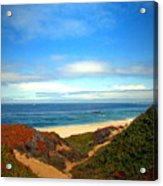 Garapata State Park South Of Monterey Ca Seven Acrylic Print