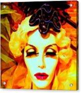 Garboesque Acrylic Print