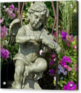Garden 27 Acrylic Print