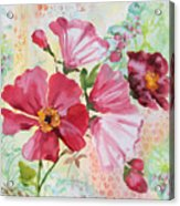 Garden Beauty-jp2954b Acrylic Print