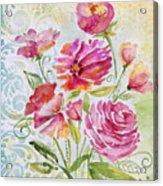 Garden Beauty-jp2957 Acrylic Print
