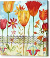 Garden Beauty-jp2960 Acrylic Print