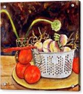 Garden Bouquet Acrylic Print