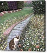 Garden Delights I Acrylic Print
